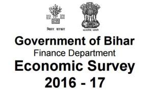 Bihar Economic Survey 2017