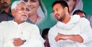 nitish kumar tejaswi yadav Bihar